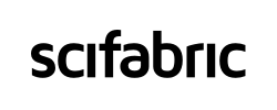 Scifabric black logo